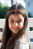 Beautiful girl 2. A beautiful young lady playing and having fun Royalty Free Stock Photos
