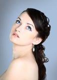 A beautiful girl .  Stock Image