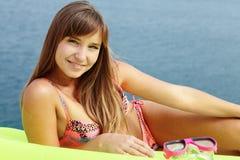 Beautiful girl Stock Photos
