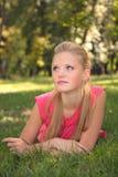 Beautiful Girl. Royalty Free Stock Photos