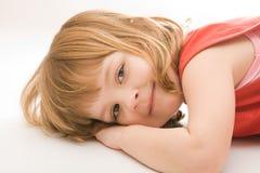 Beautiful girl Stock Photography