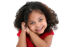 Beautiful Girl Royalty Free Stock Photography