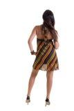 Beautiful Girl - back Stock Photos