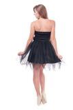 Beautiful girl in a dress. Stock Image