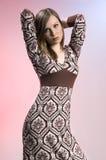 The beautiful  girl elegance Stock Photos