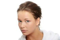 Beautiful Girl face Royalty Free Stock Photo
