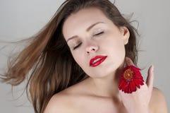 Beautiful Girl Face Royalty Free Stock Photos