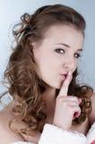 Beautiful Girl Face Royalty Free Stock Image