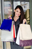 Shopping. Royalty Free Stock Photo