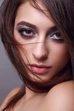 Beautiful girl . Stock Images