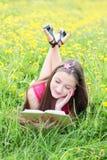 Beautiful girl outdoor Stock Image