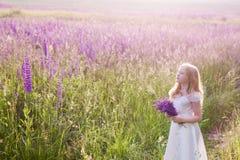 Beautiful Girl Outdoor Royalty Free Stock Photos