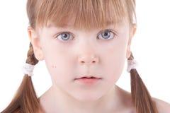 Beautiful girl portrait. Stock Image