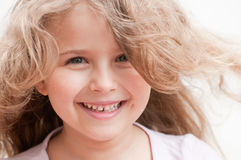 Beautiful girl portrait Stock Photo
