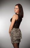 Beautiful girl portrait Stock Photos