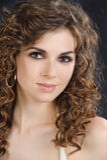 Beautiful girl portrait Royalty Free Stock Image
