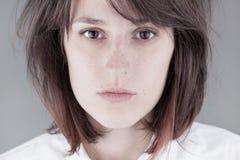 Beautiful girl portrait Stock Photography