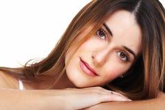 Beautiful Girl portrait. Royalty Free Stock Photography
