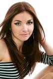Beautiful girl posing Stock Images
