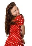 Beautiful girl posing Royalty Free Stock Photo