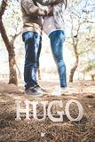 Hugo Royalty Free Stock Images