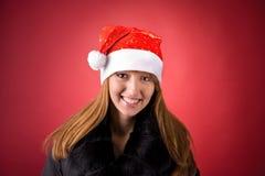 beautiful girl smiling Στοκ φωτογραφία με δικαίωμα ελεύθερης χρήσης