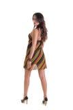 Beautiful Girl standing Stock Photography