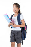 Beautiful Girl Student Royalty Free Stock Image