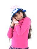 Beautiful Girl Sweet Smile Royalty Free Stock Images