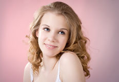 Beautiful girl Teen Royalty Free Stock Photography