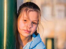 Beautiful girl - teenager Royalty Free Stock Image