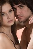 Beautiful Girl With Boy Royalty Free Stock Images