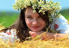 Beautiful girl Stock Photography