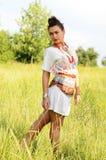 Beautiful girls Royalty Free Stock Images