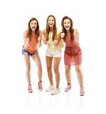 Beautiful girls Stock Photos