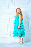 Beautiful girly dress royalty free stock photography