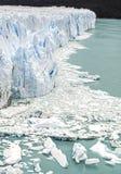 Beautiful glacier. Perito Moreno Glacier, Parque Nacional Los Glaciares, Argentina Royalty Free Stock Photo