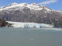 Beautiful glacier in Alaska stock image