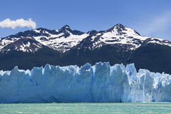 Beautiful Glacier Perito Moreno Stock Photo