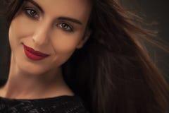 Beautiful Glamorous Woman Stock Photography