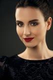 Beautiful Glamorous Woman Stock Photo