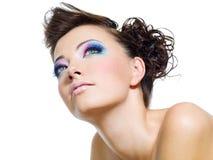 Free Beautiful Glamour Brightly Make-up Royalty Free Stock Photo - 15255925