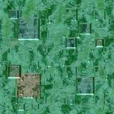 Beautiful glass tiles seamless texture Royalty Free Stock Photos