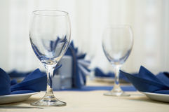 Beautiful glasses Royalty Free Stock Photos