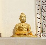 Beautiful Golden Buddha Royalty Free Stock Photo