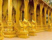 Beautiful golden temple Stock Image