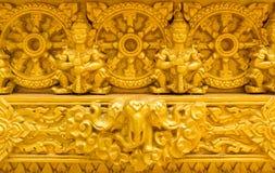 Beautiful golden temple Stock Photography
