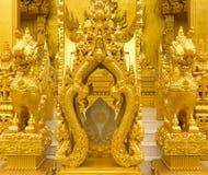 Beautiful golden temple Stock Photo