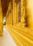 Beautiful golden temple Royalty Free Stock Photos