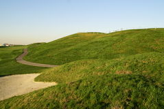 Free Beautiful Golf Hill Stock Photo - 2386020